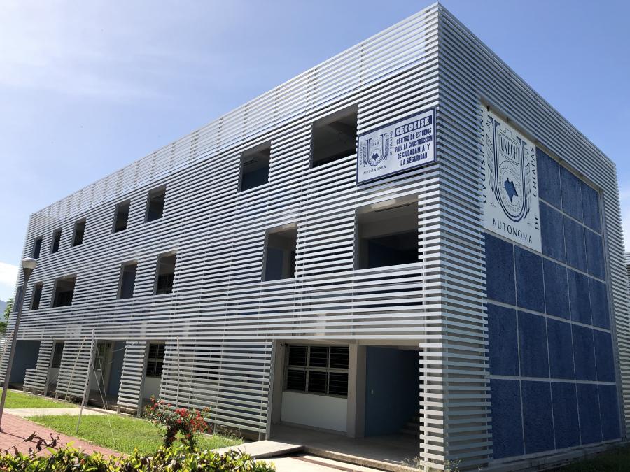 Sede del Centro de Estudios para la Construccion de Ciudadania y Seguridad